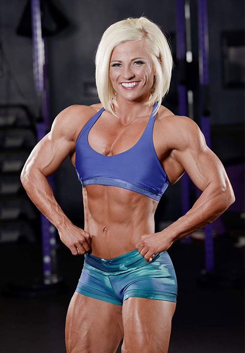 Brooke Walker, IFBB Physique Pro
