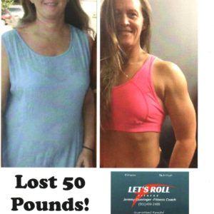 Let's Roll Fitness - Transformations